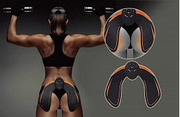 Electronic Buttock Booster - EMS Gym