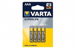 Bateria Varta AAA - Superlife - blister 4szt